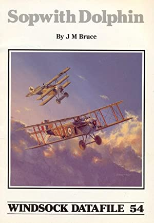 Sopwith Dolphin Windsock Datafile 54: Bruce, J. M.