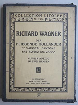 Richard Wagner. Collection Litolff