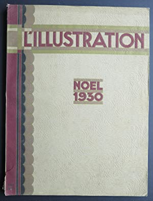 L'Illustration, Noel 1930, N° 4579