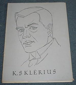 K. Sklerius. 32 Reprodukcijos / Reprodukcii /