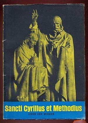 Sancti Cyrillus und Methodus. Leben und Wirken.: Merell, Jan