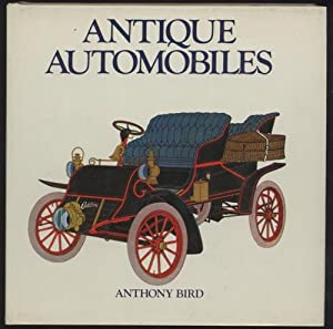 Antique Automobiles: Bird, Anthony