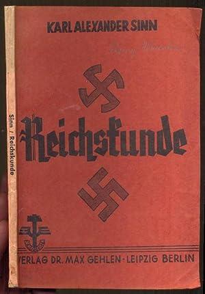 Kurzer Abriß einer Reichskunde. 3. Auflage.Unveränderter Nachdruck: Sinn, Karl Alexander