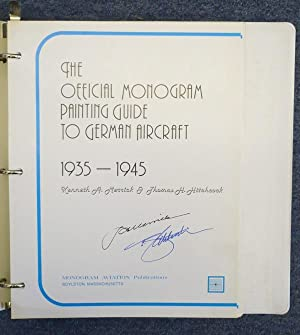 The Official Monogram Painting Guide to German: Merrick, Kenneth A.