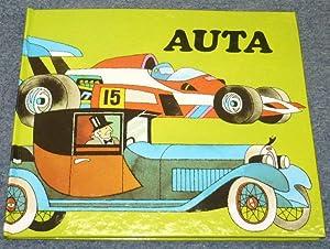 Auta = LKWs & PKWs = Cars: Havel, Jiri - Pavlin, Jiri - Seda, Gustav, Ill.