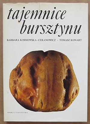Tajemnice bursztynu: Kosmowska-Ceranowicz, Barbara -