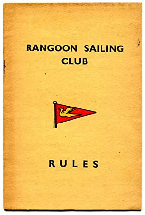 Rules of the Rangton Sailing Club