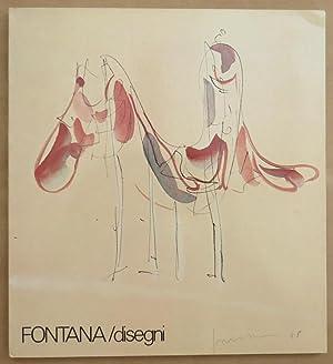 Fontana / disegni. Opere donate alle collezioni