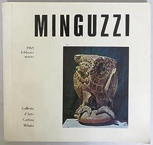 Minguzzi. 1969, febbrario, marzo [= Galleria d'Arte: Cortina, Renzo