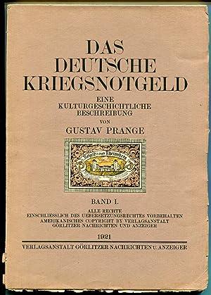 Das deutsche Kriegsnotgeld. Eine kulturgeschichtliche Beschreibung. Band: Pragne, Gustav