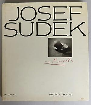 Josef Sudek. Vyber fotografii z celozitovtniho dila: Kirschner, Zdenek (ed.)