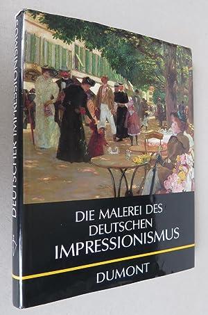 Die Malerei des deutschen Impressionismus: Düchting, Hajo -
