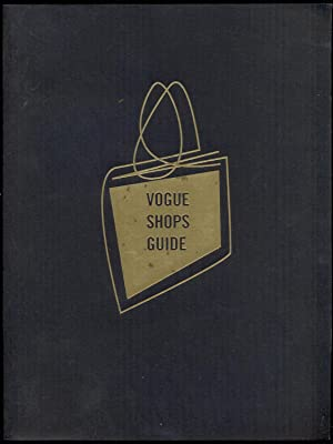 Vogue Shops Guide: The Now Guide of World Wide Shops [= Supplemento al n. 628 di Vogue Italia Dic...