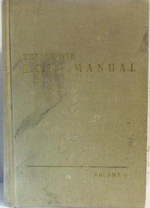 Senior R.O.T.C. Manual, The Vol. 2
