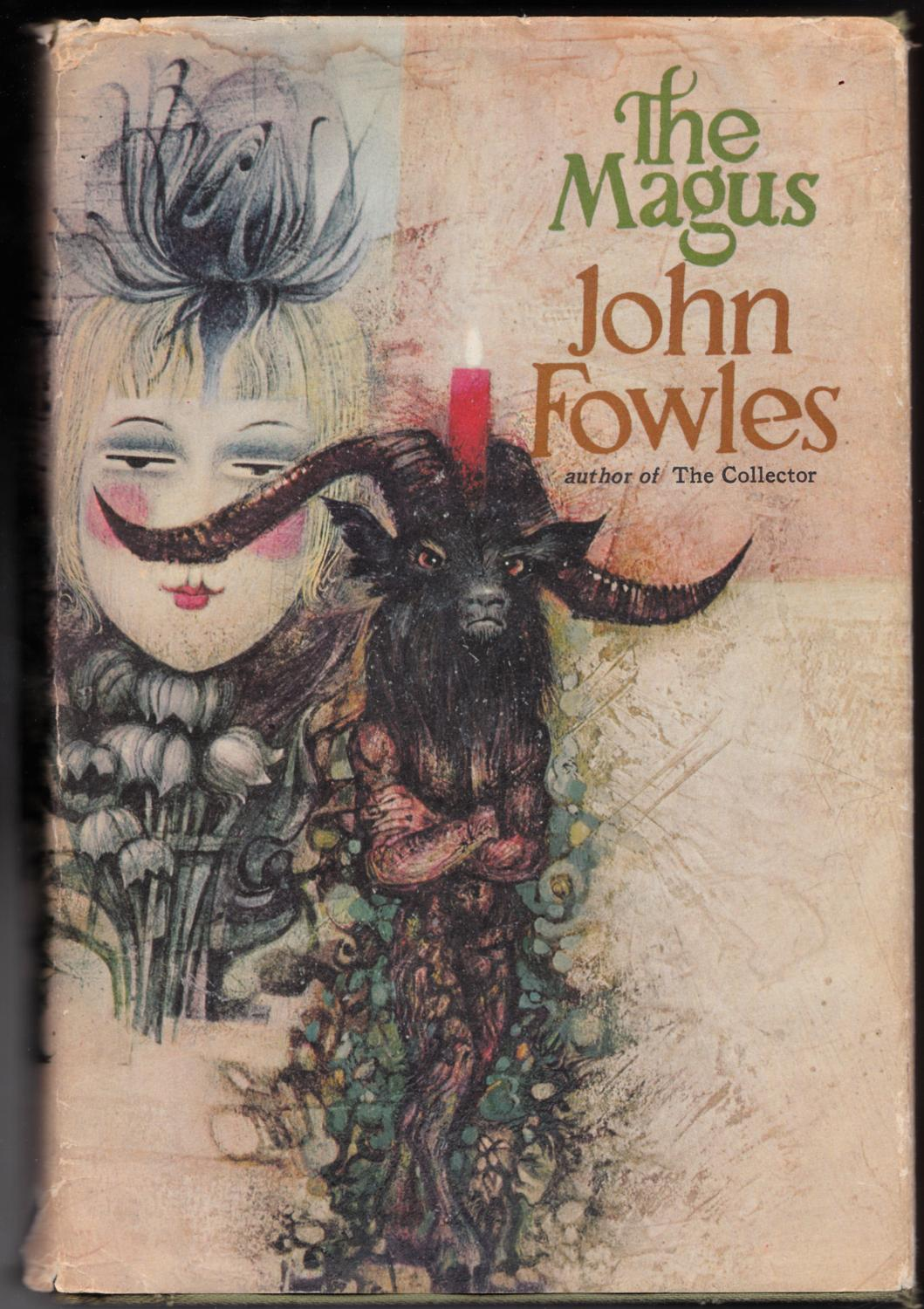 the magus by john fowles essay Essay on john fowles  is told from both characters' points of view his book the magus (1965  john fowles - the collector the collector by john.