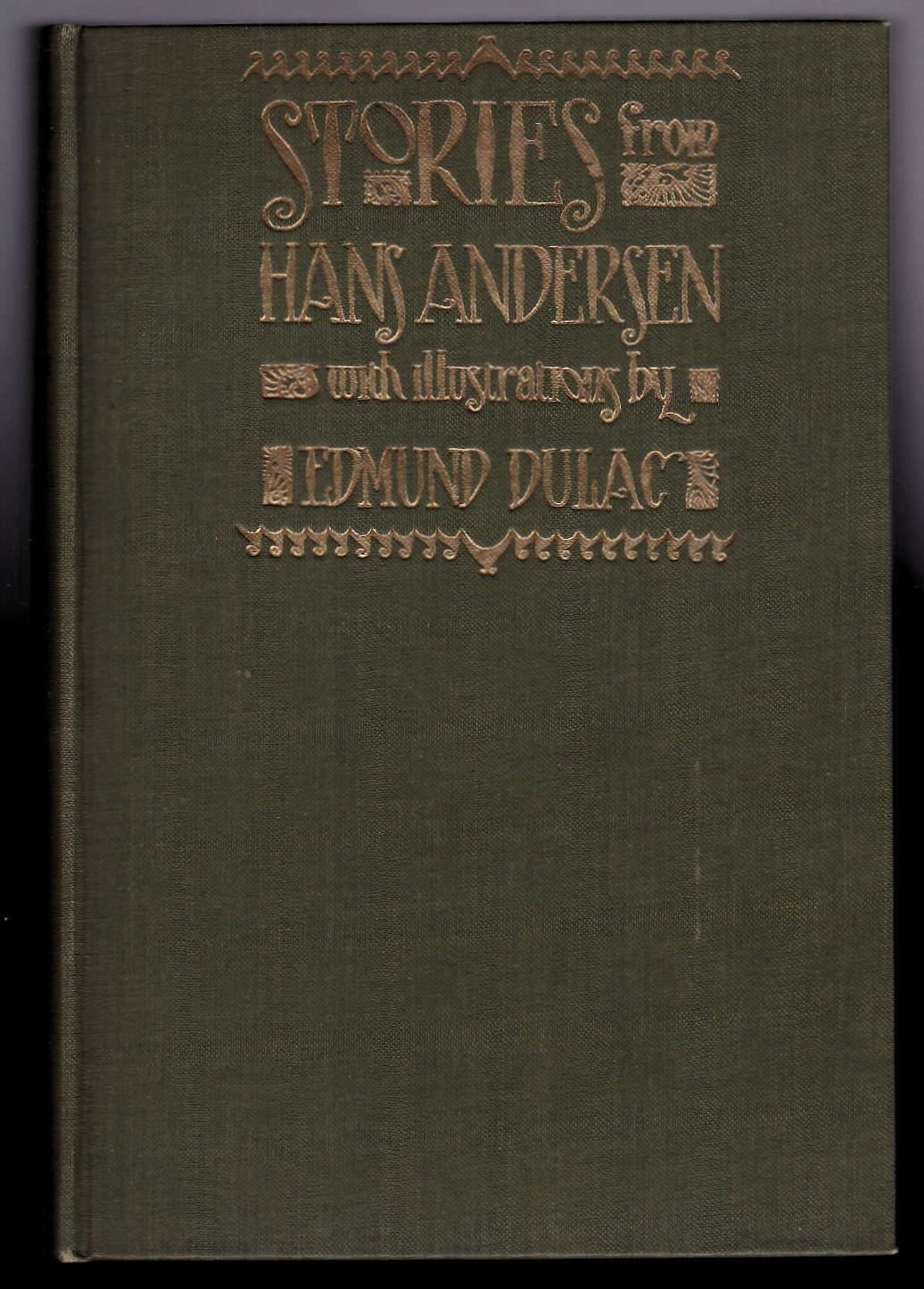 Stories from Hans Andersen Hans Christian Andersen