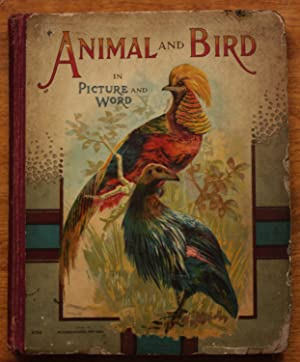 Animal and Bird in Picture and Word: Unknown