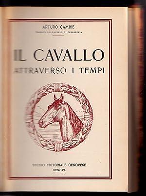 Il Cavallo attraverso i tempi #683: Arturo Cambie