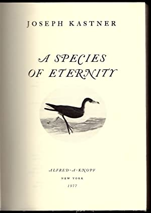 A Species of Eternity