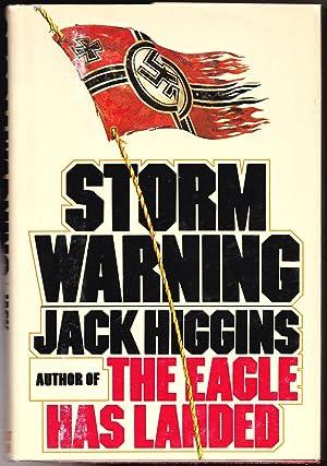 Storm Warning: Jack Higgins