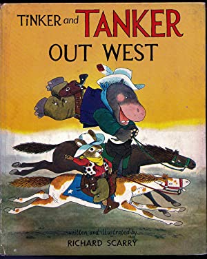 Tinker and Tanker out West: Richard Scarry