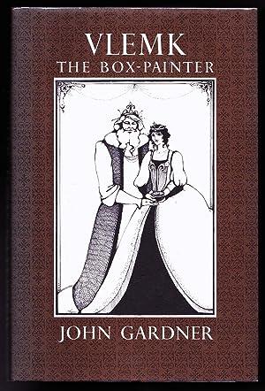 Vlemk, The Box-Painter #158/300: John Gardner