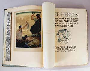 The Heroes, or Greek Fairy Tales for My Children #425/500