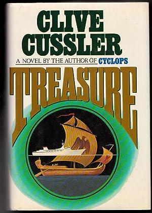 Treasure: Clive Cussler