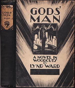 Gods' Man, a novel in woodcuts: Lynd Ward