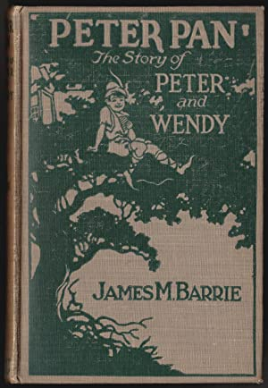 Peter Pan, The Story of Peter and Wendy - Photoplay Edition