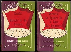 Sadler's Wells Ballet Books - Set of: Various