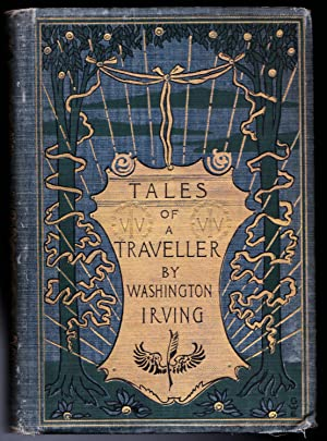 Tales of a Traveller - Buckthorne Edition - 2 Volumes: Washington Irving