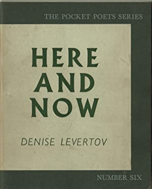 Here and Now - The Pocket Poets Series Number Six: Denise Levertov