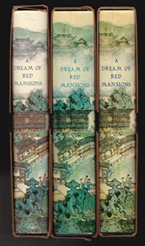 A Dream of Red Mansions (3 Volumes): Tsao Hsueh-Chin and Kao Ngo, Translated by Yang Hsien-Yi and ...