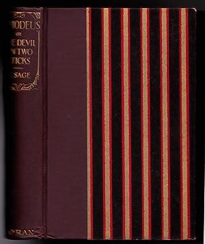 Asmodeus; or the Devil on Two Sticks: Alain René Le