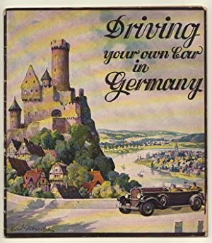 Driving Your Own Car in Germany