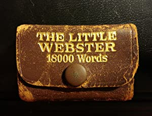 The Little Webster - 18000 Words