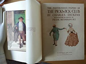 The Pickwick Papers: Charles Dickens