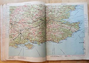 Dunlop Touring Maps of the British Isles - 8th Edition
