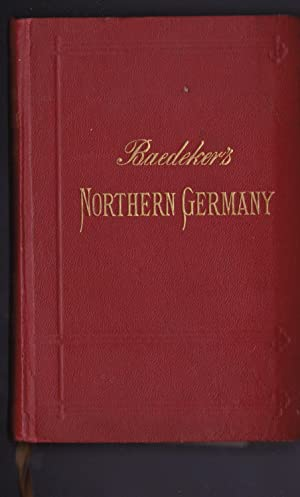 Baedeker's Northern Germany excluding the Rhineland