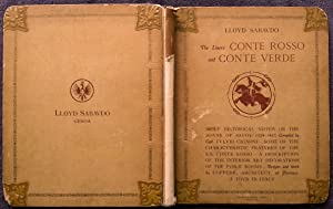 The Liners CONTE ROSSO and CONTE VERDE #22616 - Brief Historical Notes on the House of Savoy, Som...