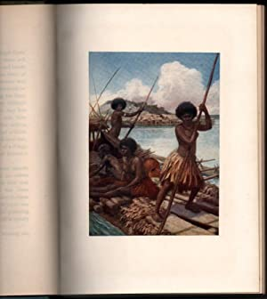 The Savage South Seas: E. Way Elkington