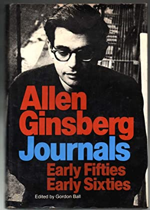 Allen Ginsberg Journals - Early Fifties, Early Sixties