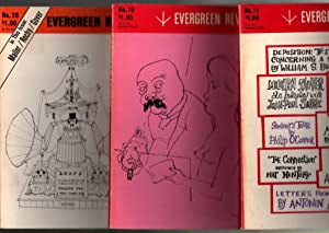 Evergreen Review - 17 issues - 1958 to 1962