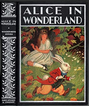Alice's Adventures in Wonderland and Through the Looking-Glass - Windermere Series