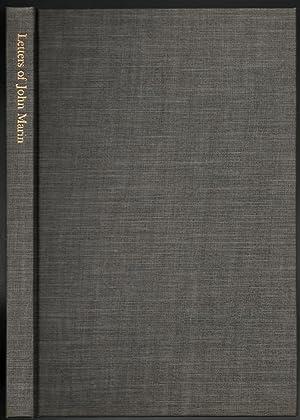 Letters of John Marin - 121/400: Herbert J. Seligmann,