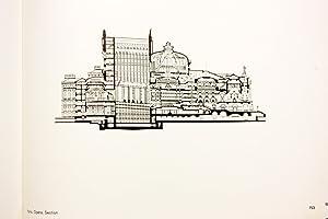 Drawings of Great Buildings - Zeichnungen Grosser Bauten - Signed by R. Ogden Hannaford: Werner ...