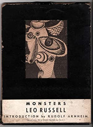 Monsters - Limited Edition: Leo Russell