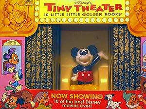 Disney's Tiny Theater - 10 Little Golden Books: Disney
