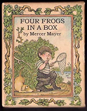 Four Frogs in a Box: Mercer Mayer